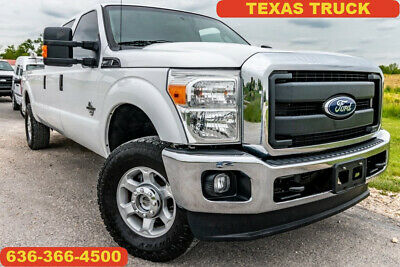 2016 Ford F-250 XLT 2016 XLT Used Turbo 6.7L V8 Automatic 4X4 Pickup Truck diesel long bed clean