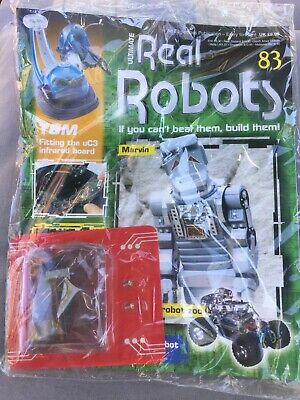 Ultimate Real Robots Magazine Issue 83