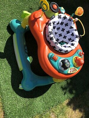 MyChild Roundabout 4 in 1 Activity Walker 6M+ Bouncer - VGC Barely Used
