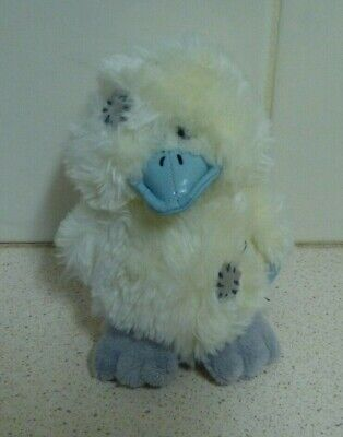 """Tatty Teddy & My Blue Nose Friends """"Dilly"""" Plush/Beanie Toy Duck - Carte Blanche"""