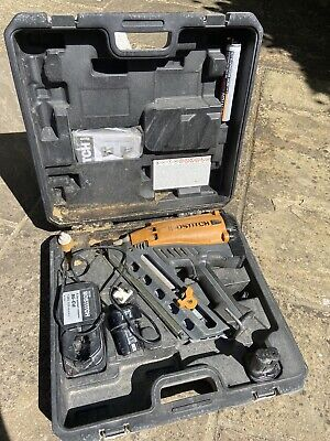 Stanley Bostitch Gas 1st Fix Nailer Nail Gun Kit