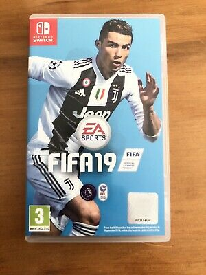 EA Sports FIFA 19 Nintendo Switch Game