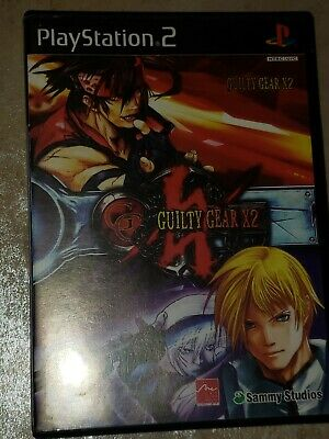 Guilty Gear X2 (Sony PlayStation 2, 2003)