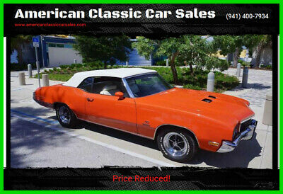 1972 Buick Skylark Stage 1 1972 Stage 1 Used Automatic