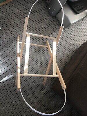 Moses Basket OPAL Folding Stand Used