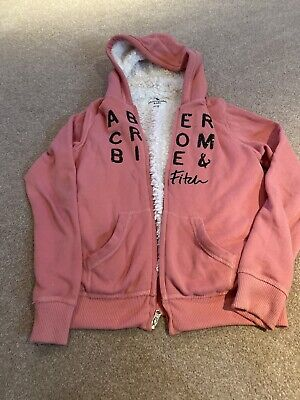 girls abercrombie and fitch Age 15/16 hoodie