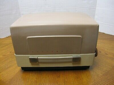 Vintage Anscomatic Jn-276 Slide Projector, Excellent Condition