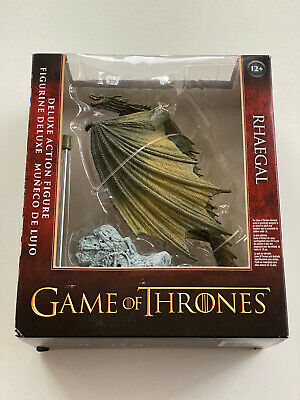 McFarlane Toys Game of Thrones Rhaegal Dragon Deluxe Action Figure
