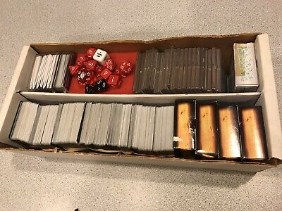 1000+ Box Lot Magic The Gathering Cards 1993, 1994, 1995 Thousands of cards