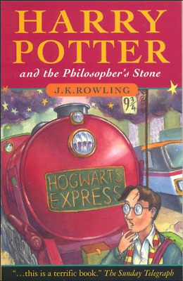Harry Potter and the Philosopher's Stone by J. K. Rowling [P.D.F]