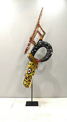 Puppet African Bozo Marionette Puppet