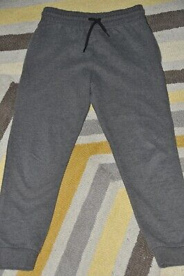 Boys Next Grey Slim Joggers Jogging Bottoms Size 7 Years