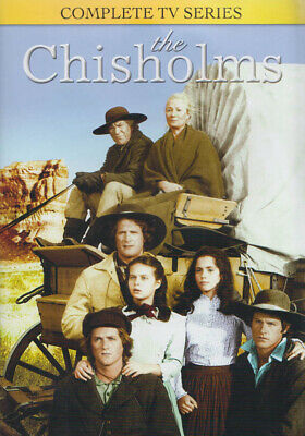 The Chisholms - The Série Complète (Coffret) Neuf DVD