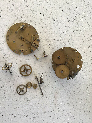 French Mantel Clock Parts Spares