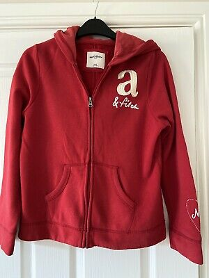 Abercrombie & Fitch Girls Hoodie Age 15/16