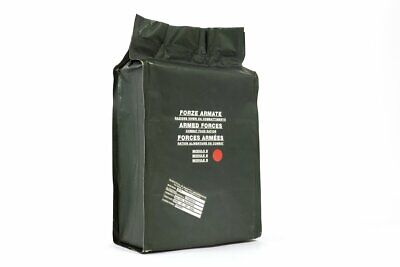 Italian Military Mre, Combat Ration, Survival, Emergency, Very Rare, Army Ration