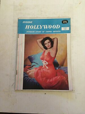 Inside Hollywood Part 1 Jane Russell Cover