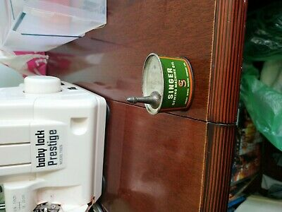 Singer Sewing Machine Oil Original Can Never Opened