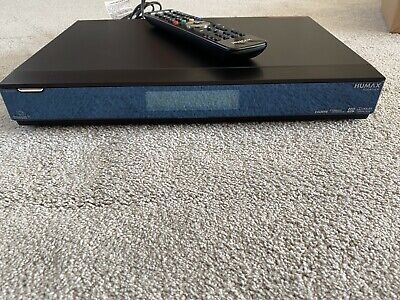 Freesat PVR - Humax Foxsat-HDR with Remote