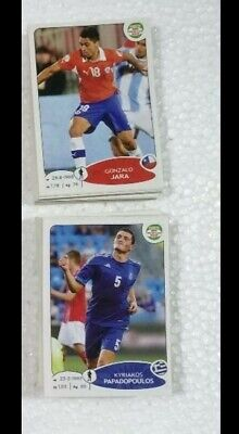 "192 cromos ""ROAD TO 2014 FIFA WORLD CUP BRAZIL"""