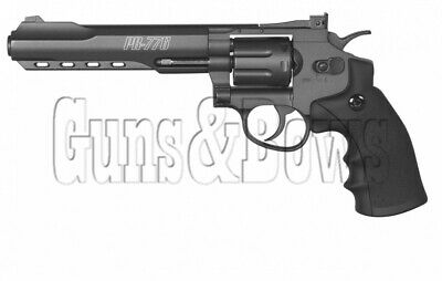 Gamo PR-776 cal. 4,5 mm - CO2 - de Balines y Pellets - Revolver 6 disparos
