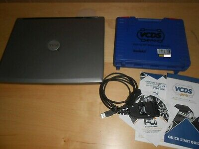 original VCDS HEX-USB+CAN, PCI Ross Tech, kein FIN Limit HEX-CAN USB Dell Laptop