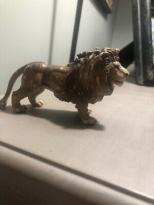Schleich Male Lion, Retired- Unsure of Number