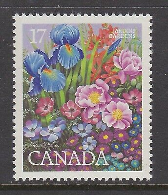 Canada No 855, Flower Garden,  Mint Nh
