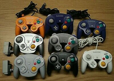 You Pick! Nintendo GameCube Official Controller Tested Good Joysticks Wavebird