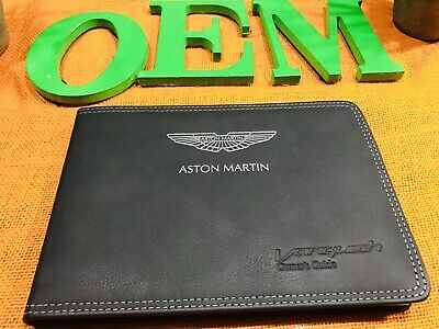 2015 Aston Martin Vanquish Owners Manual +Unused Service Sect: (Mint) 2014 Also