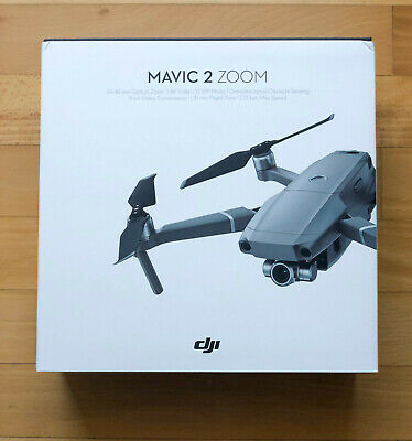 DJI Mavic 2 Zoom Fly More Combo Top Zustand OVP