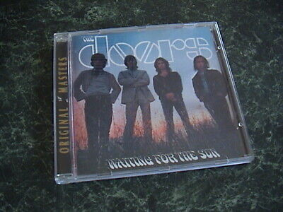 "The Doors Waiting For The Sun CD"" Australian Press"