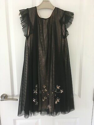 Girl's party dress from Zara age 13. Never worn, fully lined with sequins.