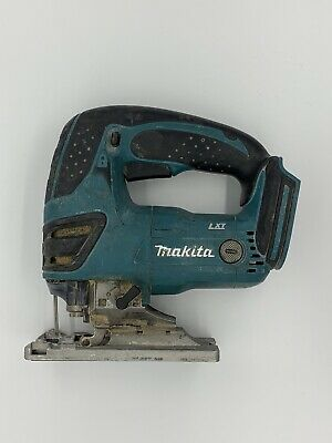 Makita 18v Jigsaw BJV180 LXT Works Perfectly