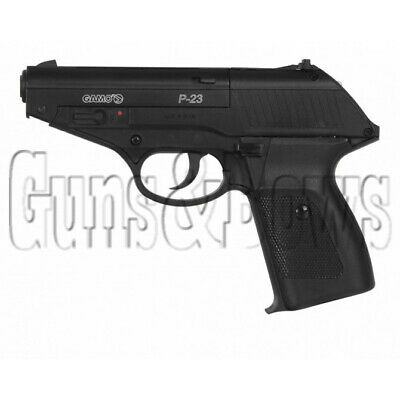 Gamo P-23 DUAL cal. 4,4 mm - CO2 - para Bolas BB's 4,4mm y Balines Match 4,5mm