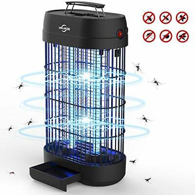 Viflykoo Insect Killer, Electric Insect Fly Zapper Bug Zapper 18W (80㎡) Trap