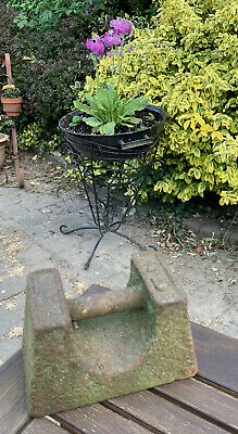 Vintage Cast Iron 14lb Weight