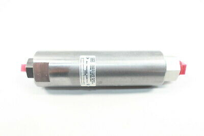 Gfp VPPS621401-V Pilot Operated In-line Check Valve 1/4in X 1/2in