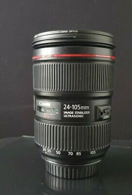 Canon EF 24–105mm f/4L is II USM Lens - Brought in January 2020 - Hardly Used