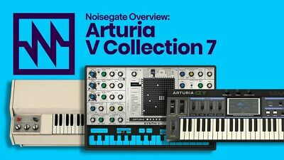Arturia V Collection 7 2019 (Windows) Work LifeTime Instant delivery - NEW 2020