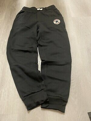 Girls Converse Tracksuit Bottoms Age 10-12 Years