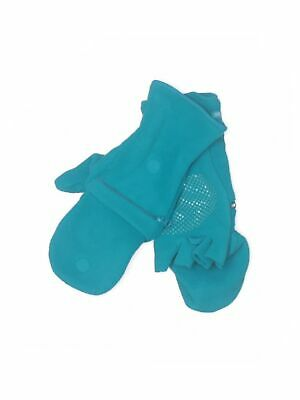 Assorted Brands Women Blue Mittens One Size