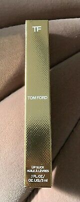 TOM FORD Lip Slick, #01 Red Nectar, 3ml, Brand New in Box