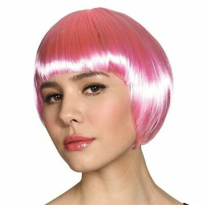 Ladies Womens Sexy Short Bob Fashion Wig Fancy Dress Hen Party Cosplay Costume