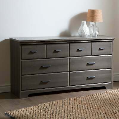 South Shore Versa 6-drawer Double Dresser Country Pine 6-Drawer