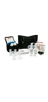 Ameda Breast Feeding Pump With Tons Of Accessories
