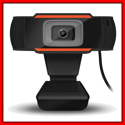 Webcam PC GEDI C270 HD 720p Con Microfono Integrato Smart working Videolezioni