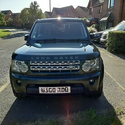 Land Rover Discovery 4 XS, 2010