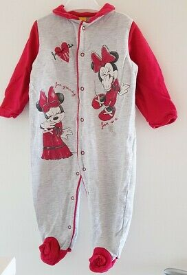 Lotto misto Disney Original Marines Brums neonata 9-12 mesi tutina giacchetto
