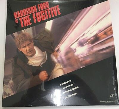 The Fugitive (Laserdisc, 1994)